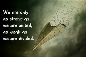 Unity Quote HD Wallpapers